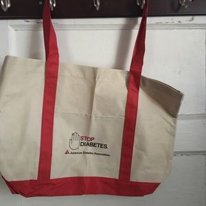 Handbags - Tote for diabetes